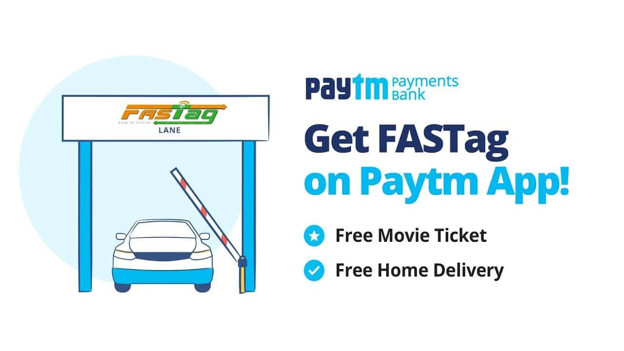Paytm Fastag - Heavenmaster.com